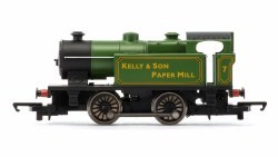 0-4-0 Kelly and Son Paper Mill