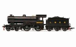 LNER 4-4-0 '8802', D16/3 Class