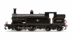 BR 0-4-4T '30129' M7 Class, Late BR