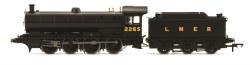LNER 0-8-0 '2265' Raven Q6 Class