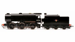BR 0-6-0 '33032' Q1 Class Late BR