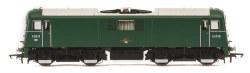 BR Class 71 'E5018', BR Green