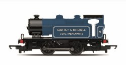 Railroad Ex-Industrial 0-4-0 'Godfrey & Mitchell Coal Merchants' 'No.9'