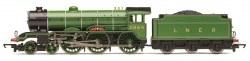 RailRoad LNER 4-6-0 'Liverpool' Class B17