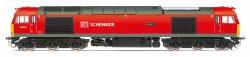 DB Schenker Class 60 Co-Co 60044 'Dowlow'