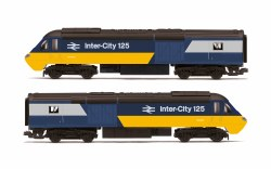 BR InterCity Class 43 HST Pack Power Cars W43001 and W43002