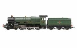 Castle Class 4-6-0 BR 5013 'Abergavenny Castle'