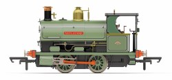 Peckett W4 0-4-0ST Willians and Robinson No. 882/1902 'NICLAUSSE'