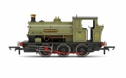 Sherwood Colliery Co. Ltd Peckett B2 Class 0-6-0ST No.4 'Sherwood'