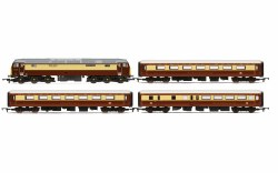 WCRC 'Northern Belle' Train Pack