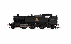BR Class 61xx 'Large Prairie' 2-6-2T 6145