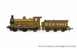 ROD J36 Class 0-6-0 5662
