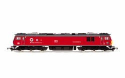 DB Cargo Romania Class 92 Co-Co 91 53 0 472 001-3 'Mihai Eminescu'