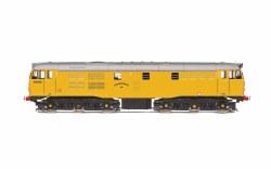 Network Rail Class 31 A1A-A1A 31602 'Driver Dave Green'