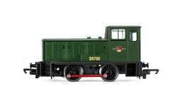 BR Bagnall 0-4-0DH D9706