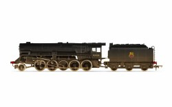 BR (Heavily Weathered) Crosti Boiler 9F Class 2-10-0 92028
