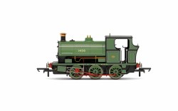 Bloxham & Whiston Ironstone Co. Ltd, Peckett B2 Class, 0-6-0ST, 1456/1918 - Era 2