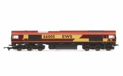 EWS Class 66 Co-Co 66005