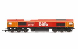 GBRf Class 66 Co-Co 66783 'The Flying Dustman'