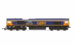 GBRf Class 66 Co-Co 66731 'interhubGB'