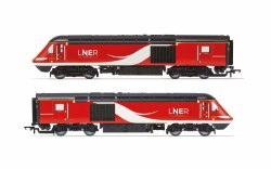 LNER Class 43 HST Power Cars 43315 and 43309