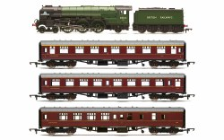 British Railways, 60163 Tornado 'The Aberdonian' Train Pack - Era 11