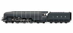 LNER, Class W1 'Hush Hush', 4-6-4, 10000 - Era 3