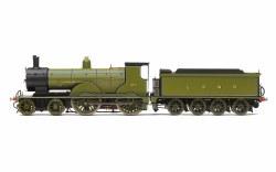 LSWR, Class T9, 4-4-0, 120 - Era 2