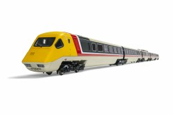 BR, Class 370 Advanced Passenger Train, Sets 370 003 and 370 004, 5-car pack - Era 7