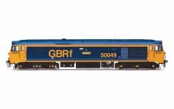 GBRf, Class 50, Co-Co, 50049 'Defiance' - Era 11