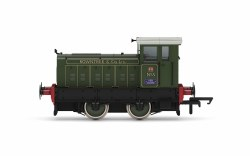 Rowntree & Co., Ruston & Hornsby 88DS, 0-4-0, No. 3 - Era 11