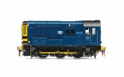 BR, Class 08, 0-6-0, 3817 - Era 6