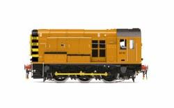 BR, Class 08, 0-6-0, 08715 - Era 8