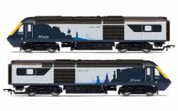 ScotRail, Class 43 HST, Power Cars 43021 and 43132 'A New Era' - Era 10