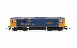 GBRf, Class 73, Bo-Bo, 73964 'Jeanette' - Era 11