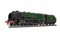 BR, Coronation Class, 4-6-2, 46252 'City of Leicester' - Era 5