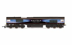 Malcolm Rail, Class 66, Co-Co, 66434 - Era 10