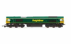Freightliner, Class 66, Co-Co, 66514 - Era 9