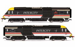 BR, Class 43 HST, Power Cars 43123 and 43065 'City of Edinburgh' - Era 8