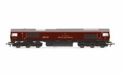 GBRf/Belmond Royal Scotsman, Class 66, Co-Co, 66743 – Era 11