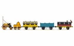 L&MR, Stephenson's Rocket Royal Mail Train Pack - Era 1