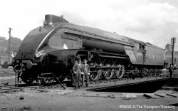 LNER, P2 Class, 2-8-2, 2003 'Lord President' - Era 3