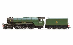 BR, A3 Class, 4-6-2, 60103 'Flying Scotsman' (diecast footplate and flickeirng firebox) - Era 4