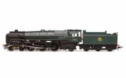 BR, 'Clan' Standard 6MT, 4-6-2, 72004 'Clan MacDonald' - Era 4