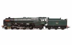 BR, 'Clan' Standard 6MT, 4-6-2, 72009 'Clan Stewart' - Era 5