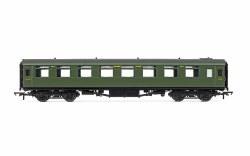 SR, Maunsell Third Class Dining Saloon, 7864 - Era 3