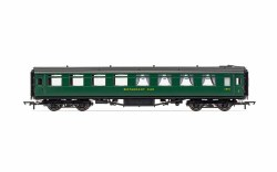 BR, Maunsell Composite Diner, 7843 - Era 5