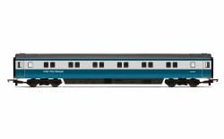 BR, Mk3 Sleeper Coach, E10611 - Era 7