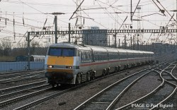 BR Mk4 FO First Open, Coach G, BR InterCity (Swallow) Livery