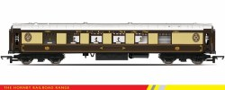 Pullman All-steel K Type First Parlour Pullman Umber & Cream (White Roof)